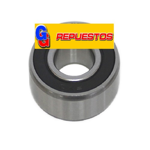 RULEMAN 6207 2RS 35 mm x 72 mm x 17 mm