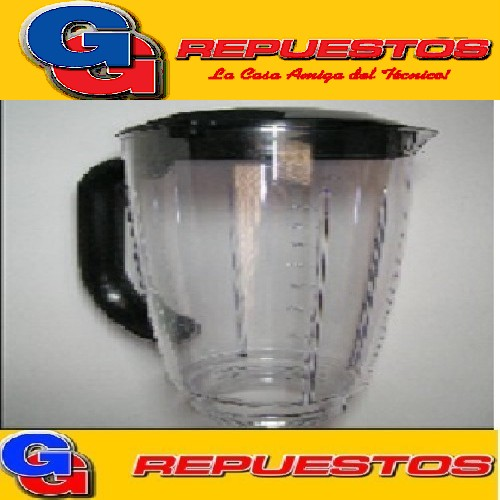 VASO LICUADORA PHILIPS 2084/90 C/TAPA