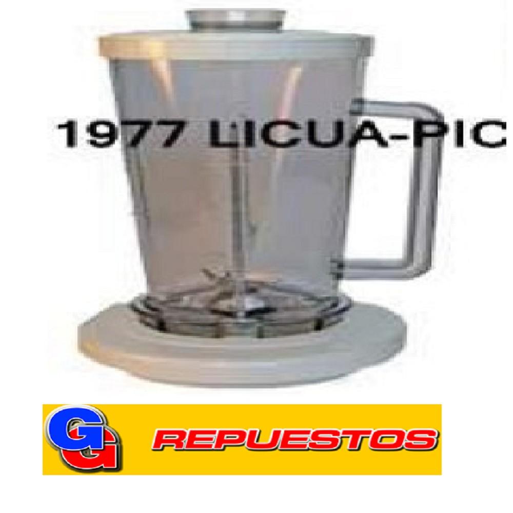 VASO LICUADORA pica MOULINEX 320