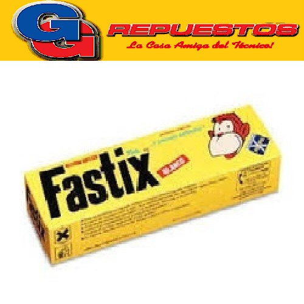 FASTIX 25 Grs TRANSPARENTE