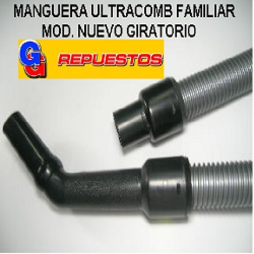 MANGUERA ASPIRADORA ULTRACOMB ARMADA FAMILIAR 1500