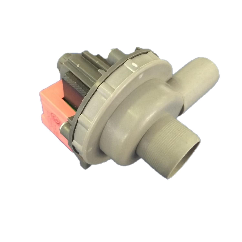 ELECTROBOMBA LAVARROPAS ALLADIO ITALTEC BOCAS 30mm X 24mm-LAVARROPAS AUTOMATICO