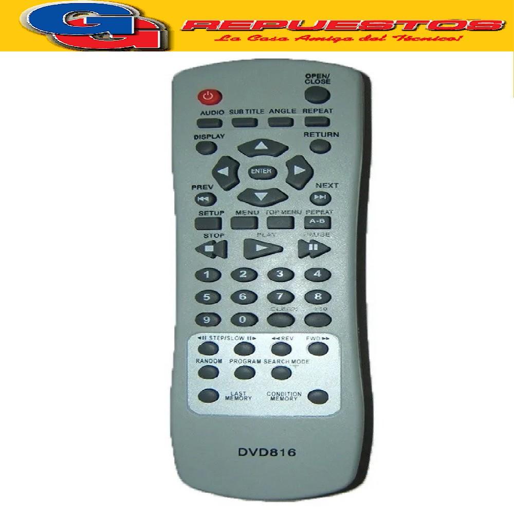 CONTROL REMOTO DVD PIONEER 2659