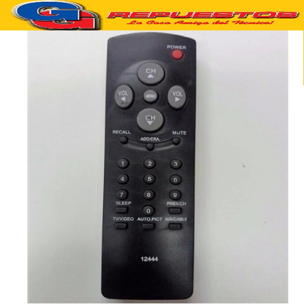 CONTROL REMOTO TV PHILCO P25C04 (2444)