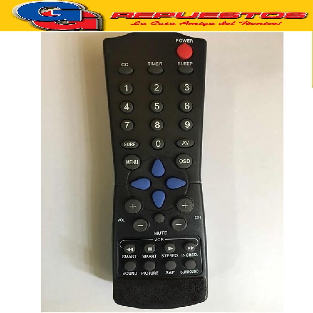 CONTROL REMOTO TV PHILIPS PH916- 2578