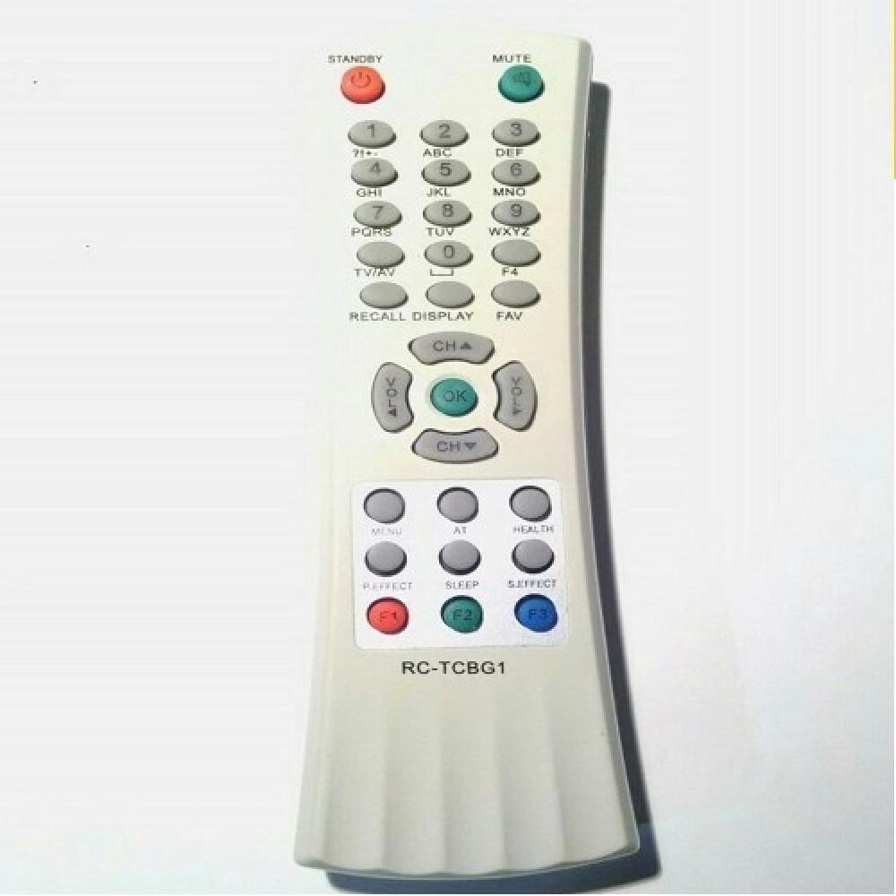 CONTROL REMTO TV BGH-TCL R6566- 3566