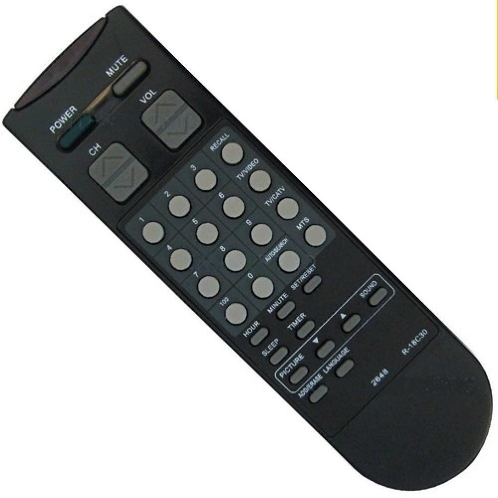 CONTROL REMOTO TV PHILCO RC18147 2648