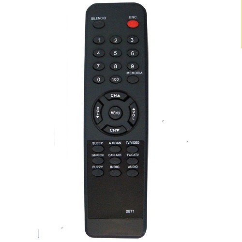 CONTROL REMOTO TV HITACHI RC914 CPT2155 S 2571