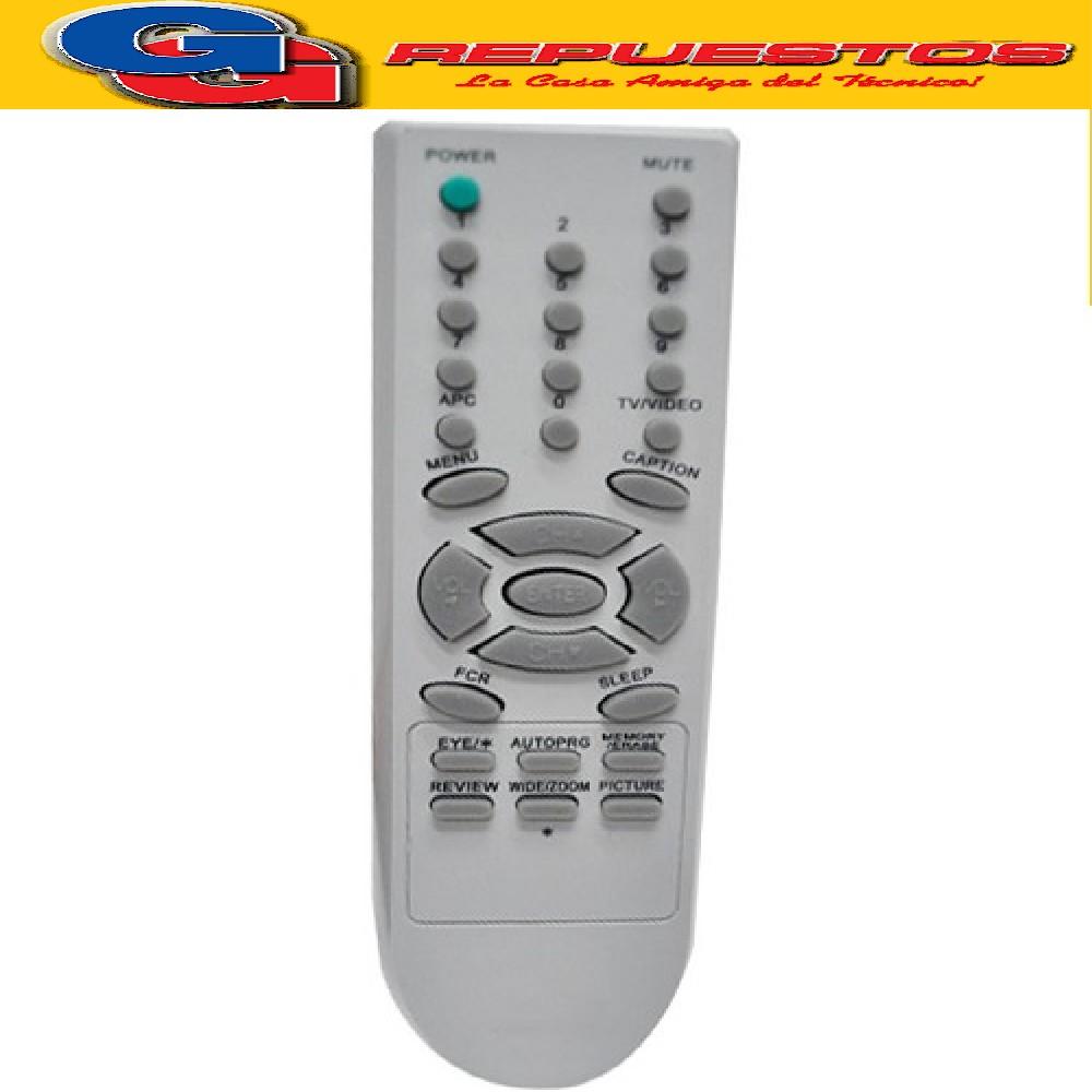CONTROL REMOTO TV LG RC6710-090 (2733)