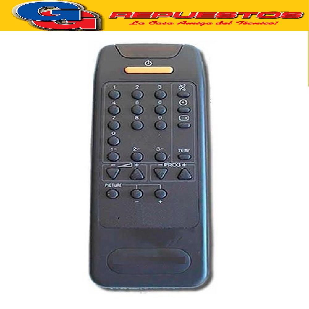 CONTROL REMOTO DAEWO-DUMONT RC181- 2553
