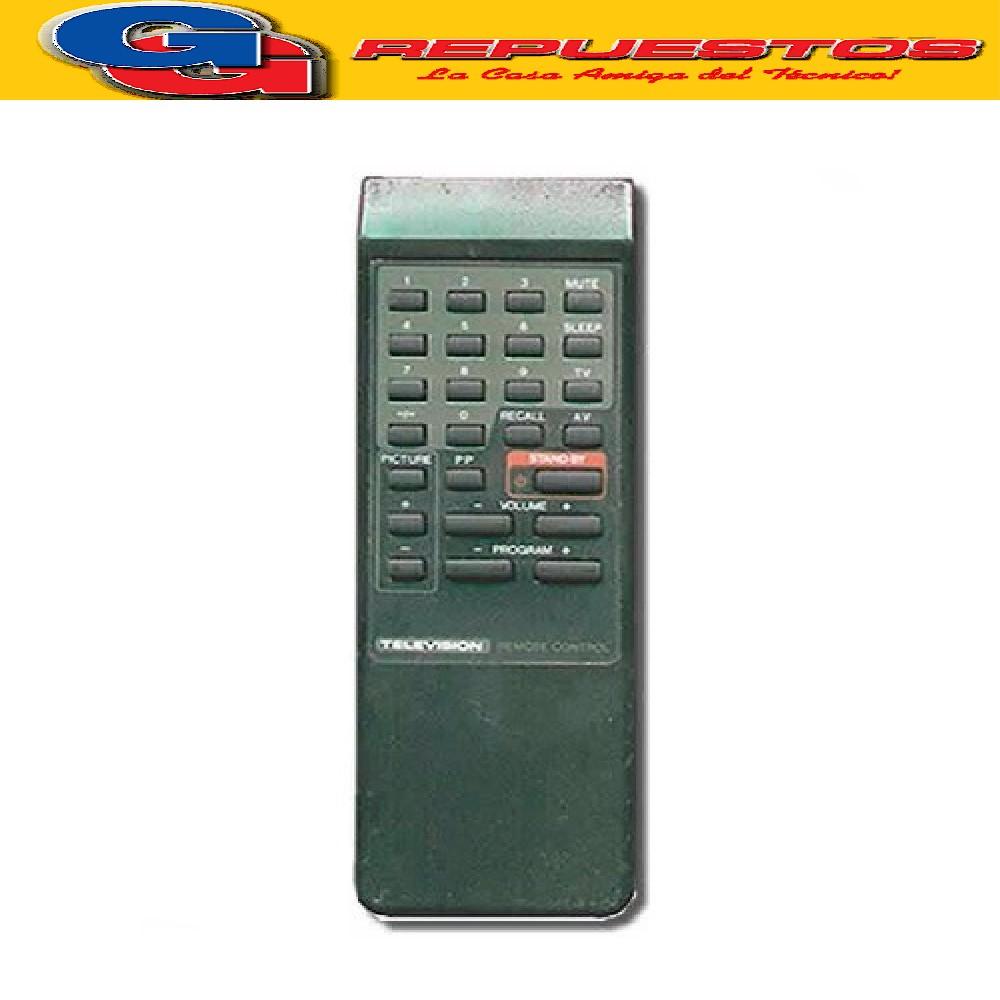 CONTROL REMOTO CROWN MUSTANG CM2001 (2470)  DAENYX DEWO FIRST
