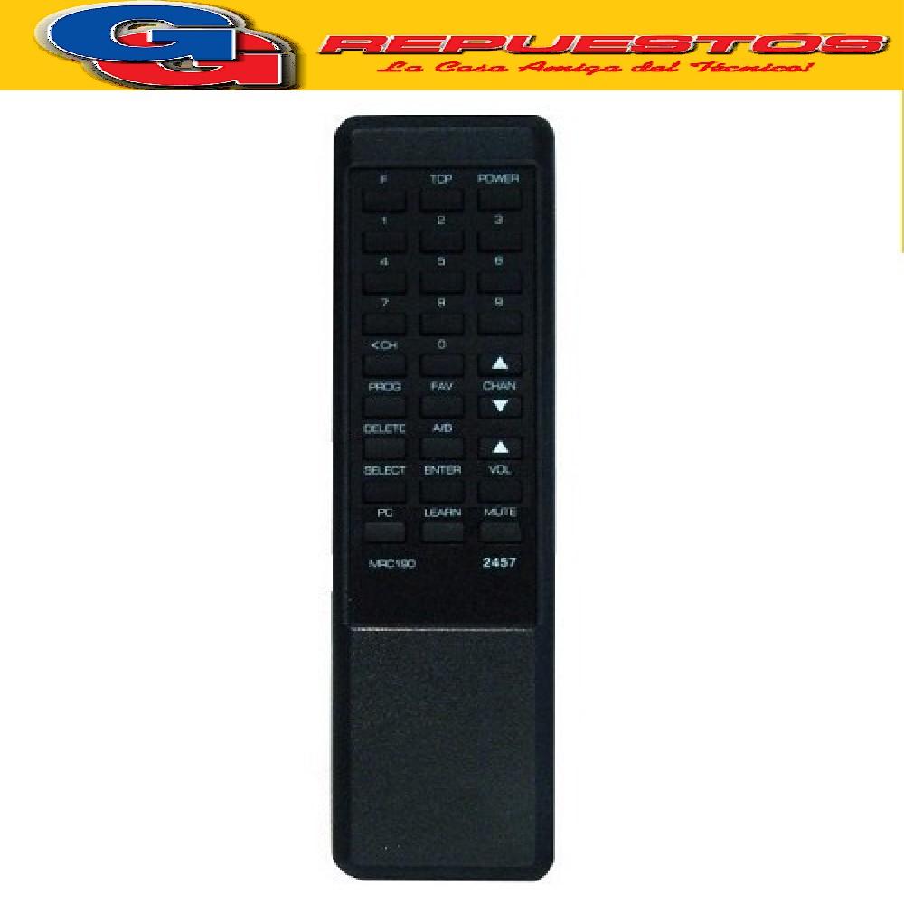 CONTROL REMOTO CONVERSOR GENERAL INSTRUMENT MRC550 R4734- 2734