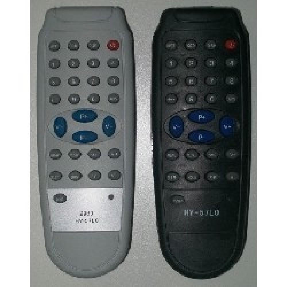 CONTROL REMOTO TV PLACA CHINA- CHASIS- HY55LO (2980) HY57LO