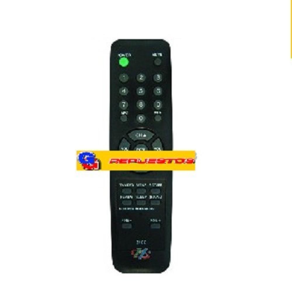 CONTROL REMOTO TV LG R6122 (3122)