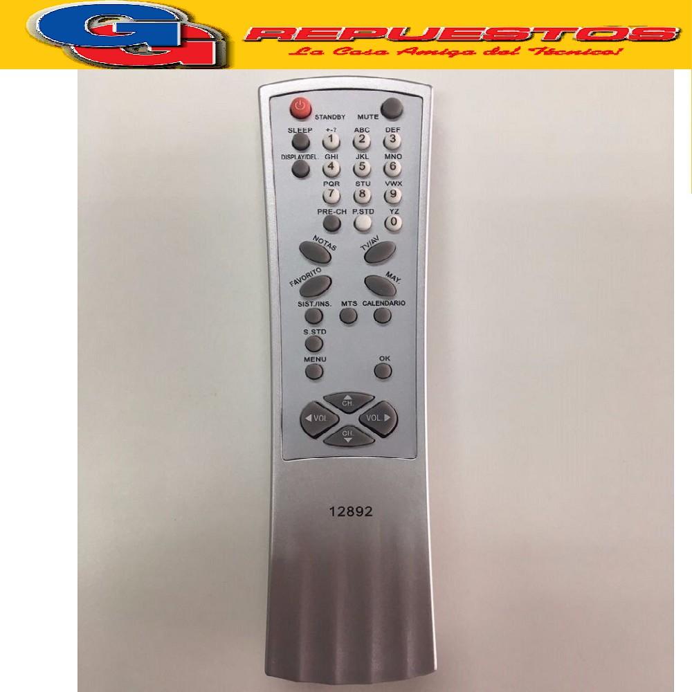 CONTROL REMOTO TV BGH BGH2134 (2892)