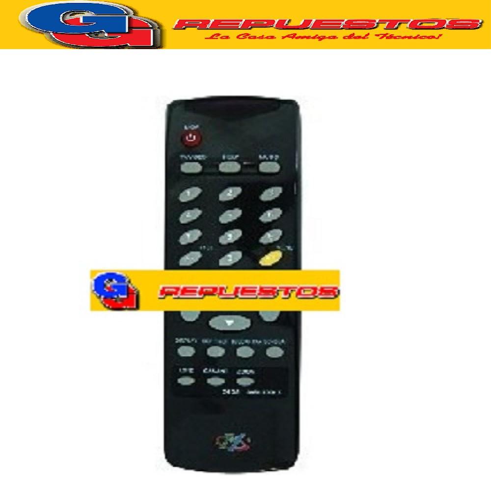 CONTROL REMOTO TV SAMSUNG AA59-10083E (AA59-81K) 2836 RC99