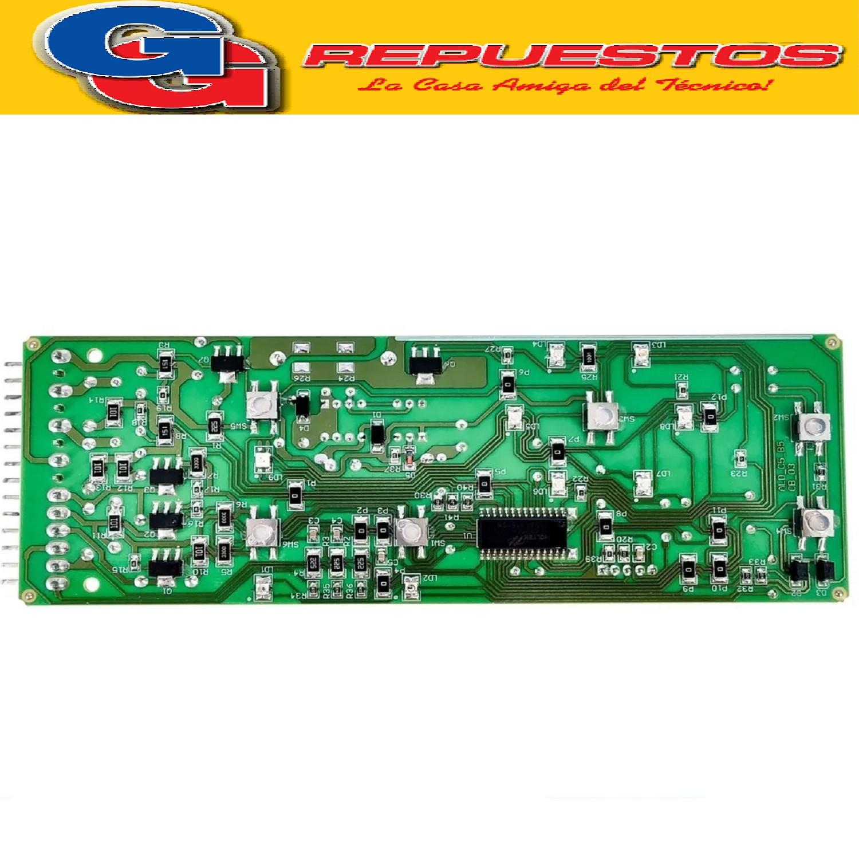PLAQUETA LAVARROPAS DREAN CONCEPT 5.05 ORIGINAL CONCEPT C12 709802888 ULTIMA VERSION