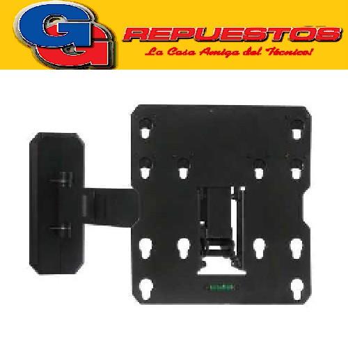 SOPORTE LCD 21 -37  25KG BRAZO 31CM PS202-22