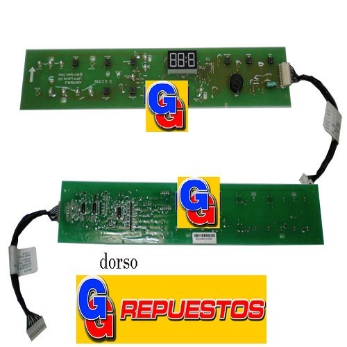 PLAQUETA SUPERIOR MANDO WHIRLP.WWI13-WWI16 CON CABLE CONEXION (ORIGINAL) Cod.Origen:W10704106 (WHIRLPOOL) Pos19 PLACA INTERFASE IMPELLER WWI13/16 (1)W10661384 (WHIRLPOOL) Pos20 PLACA INTERFACE WWI13AB/AS PC IMPELLER (1)W10677793 (WHIRLPOOLPos20.1 ARN