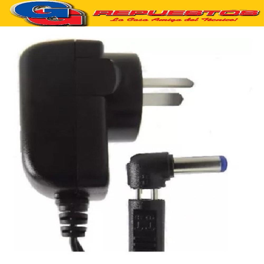 FUENTE 9V 2A ALIMENTACION SWITCHING PLUG 2.1MM CON CAMBIO DE POLARIDAD -SP902-
