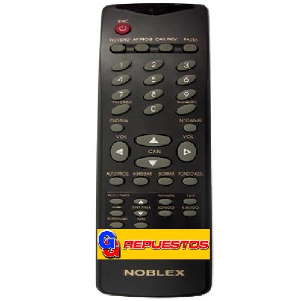 CONTROL REMOTO TV NOBLEX NOB29 (2972) R4972