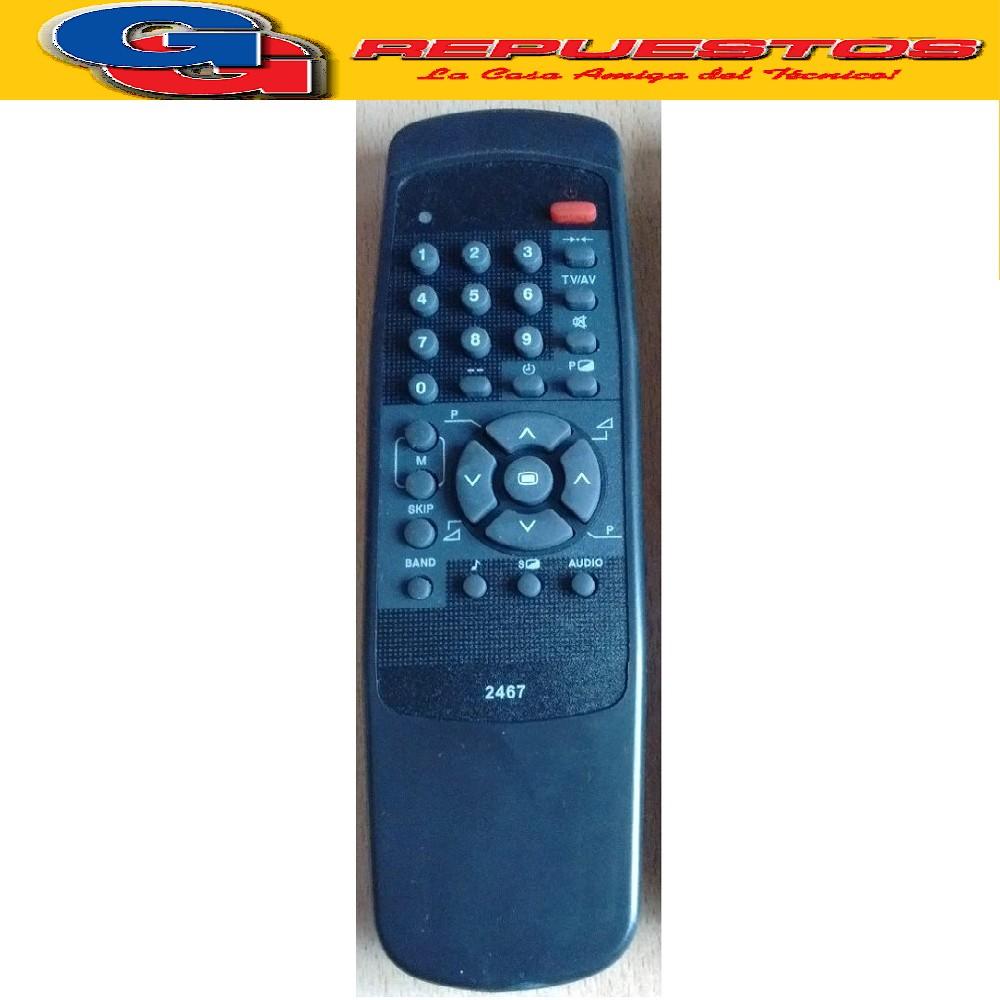CONTROL REMOTO TV KEN BROWM KB1421 14  A 21  (2467)