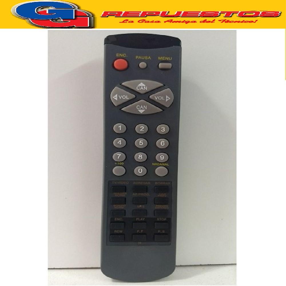 CONTROL REMOTO TV SAMSUNG - NOBLEX RC105-2024 (2475)