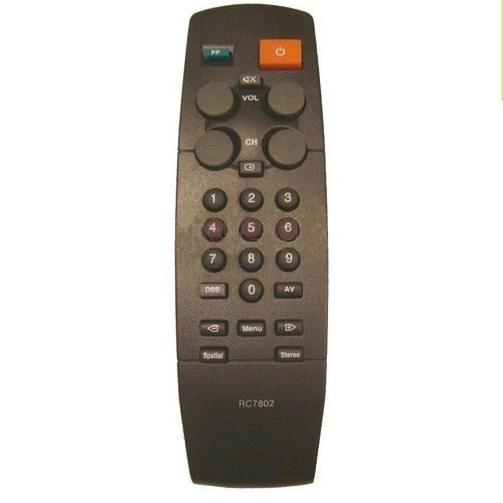 CONTROL REMOTO TV PHILIPS RC7802 (7802)