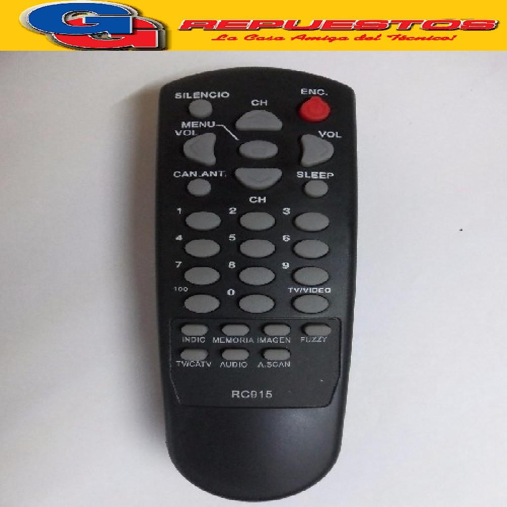 CONTROL REMOTO TV HITACHI RC915 (2735)