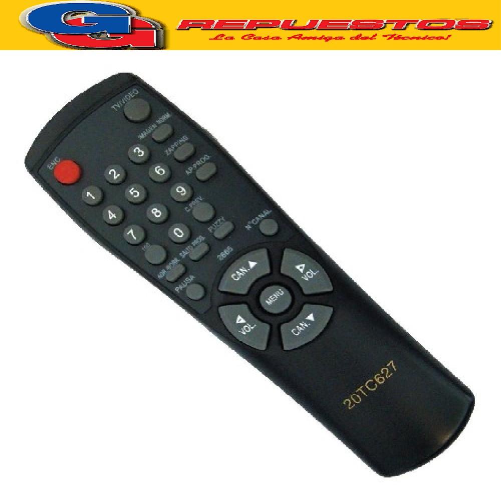 CONTROL REMOTO TV NOBLEX TOP HOUSE 20TC627 (2665)