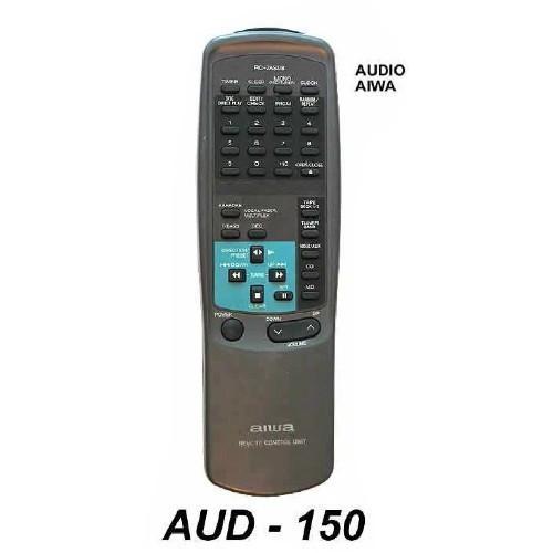 CONTROL REMOTO EQUIPO DE AUDIO AIWA MP3020 (3108)