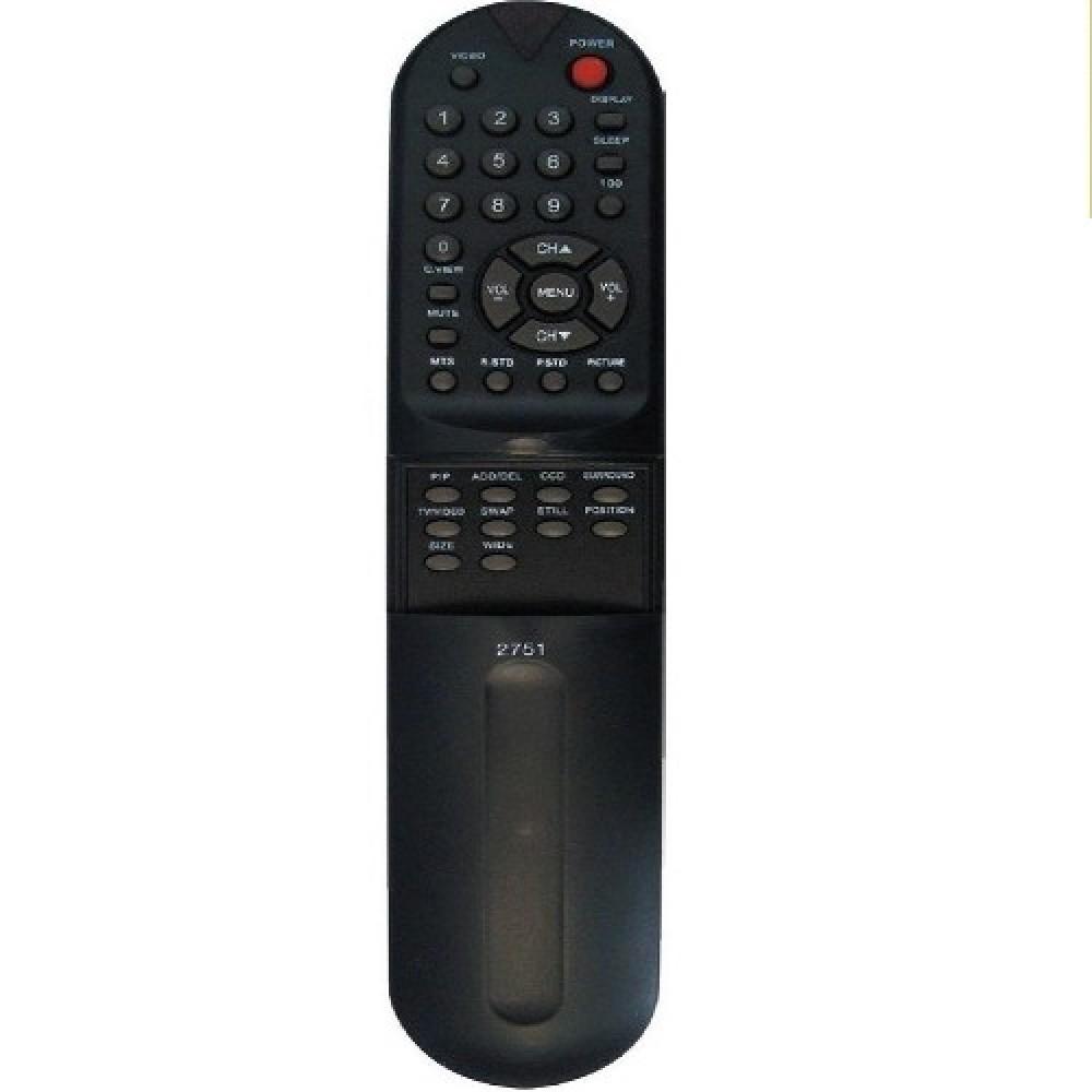 CONTROL REMOTO TV ADMIRAL MP-1355 (ORIGINAL) GRANDE RD3500 2751