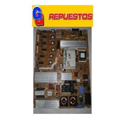 PLACA FUENTE TV LED SAMSUNG MOD. 40B6000