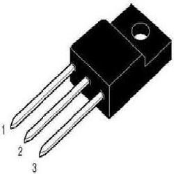 TRANSISTOR 2SK2647 FET N K2647=K2671 (600V - 4A - 40W) TO-220F15