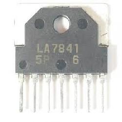 CIRCUITO INTEGRADO LA7841A (70V - 9W)