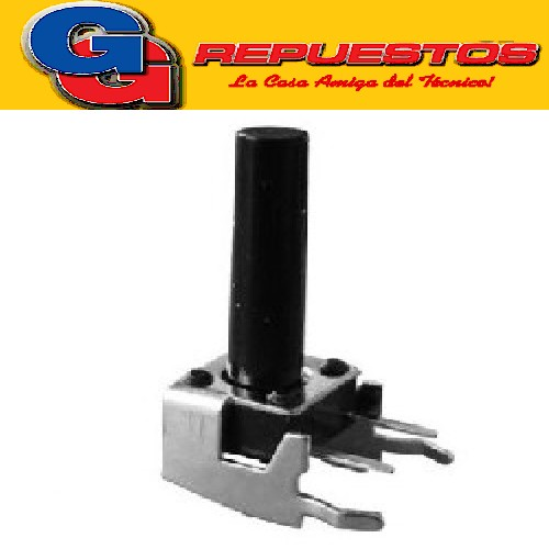 MICROSWITCH TSV17 TACT SWITCH 2 PATAS 90º VERTICAL* 17mm