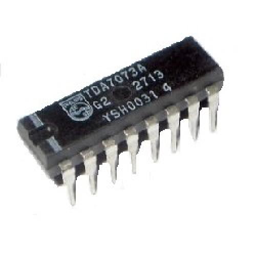 TDA7073A CIRCUITO INTEGRADO  (18V - 16MA) DUAL