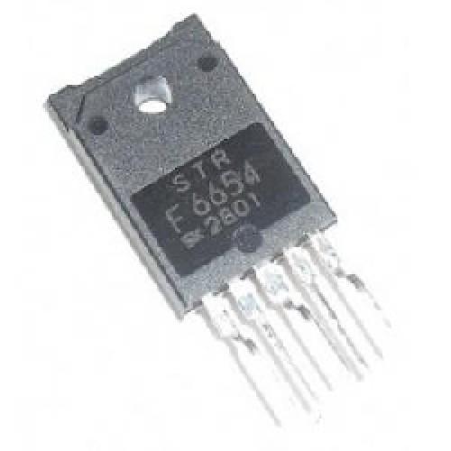 STRF6654 CIRCUITO INTEGRADO  (650V - 18A - 92W) DE FUENTE TIRISTOR