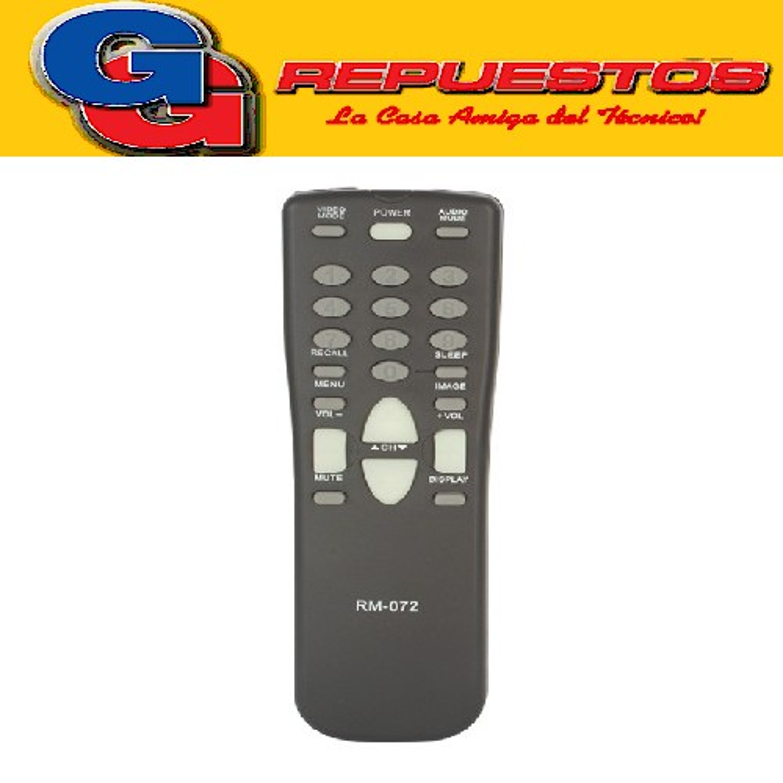 CONTROL REMOTO TV SANYO 12560 (LINEA ACONOMICA) 2560