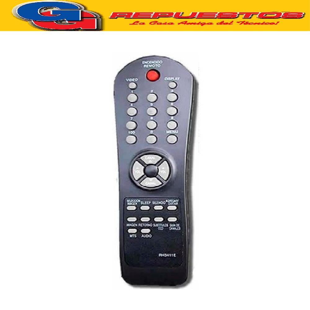 CONTROL REMOTO TV AUDINAC (2956) RH3411E ADMIRAL