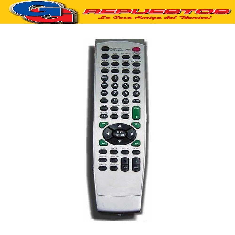 CONTROL REMOTO DVD NOBLEX DVD820  2806