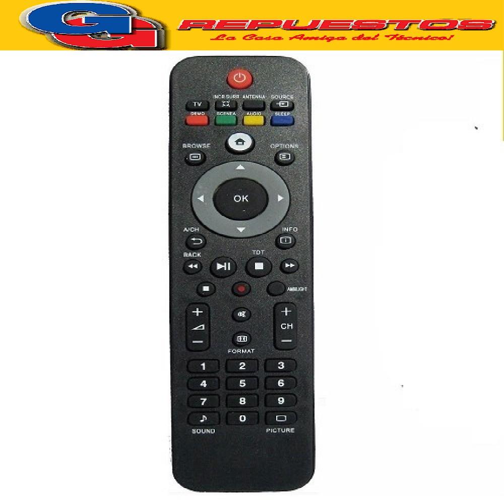 CONTROL REMOTO LCD PHILIPS CASITA LCD428 3593