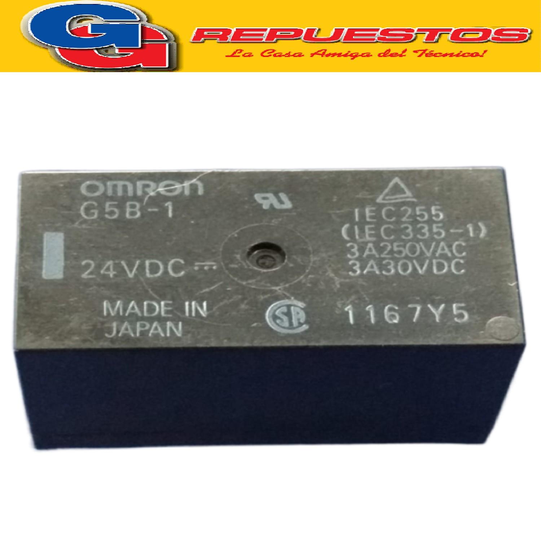 RELAY RE908 24 VOLTS 3A