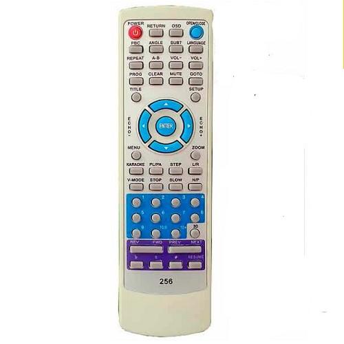 CONTROL REMOTO DVD SIMILAR A SONY  FST2767 OSAYA  VCD-392
