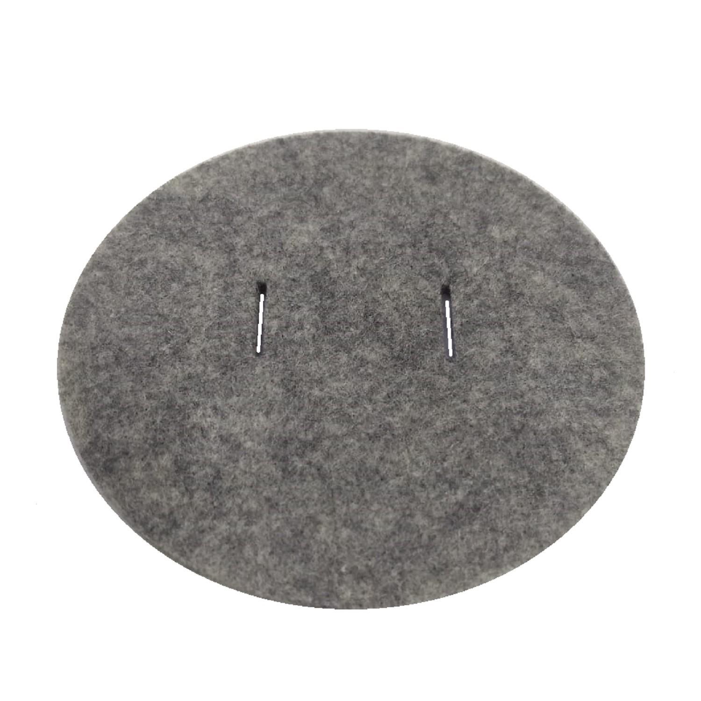 DISCO DE PAÑO ENCERADORA LILIANA PACK X 3 LUSTRA ELECTROLUX FIELTRO ABRILLANTADOR