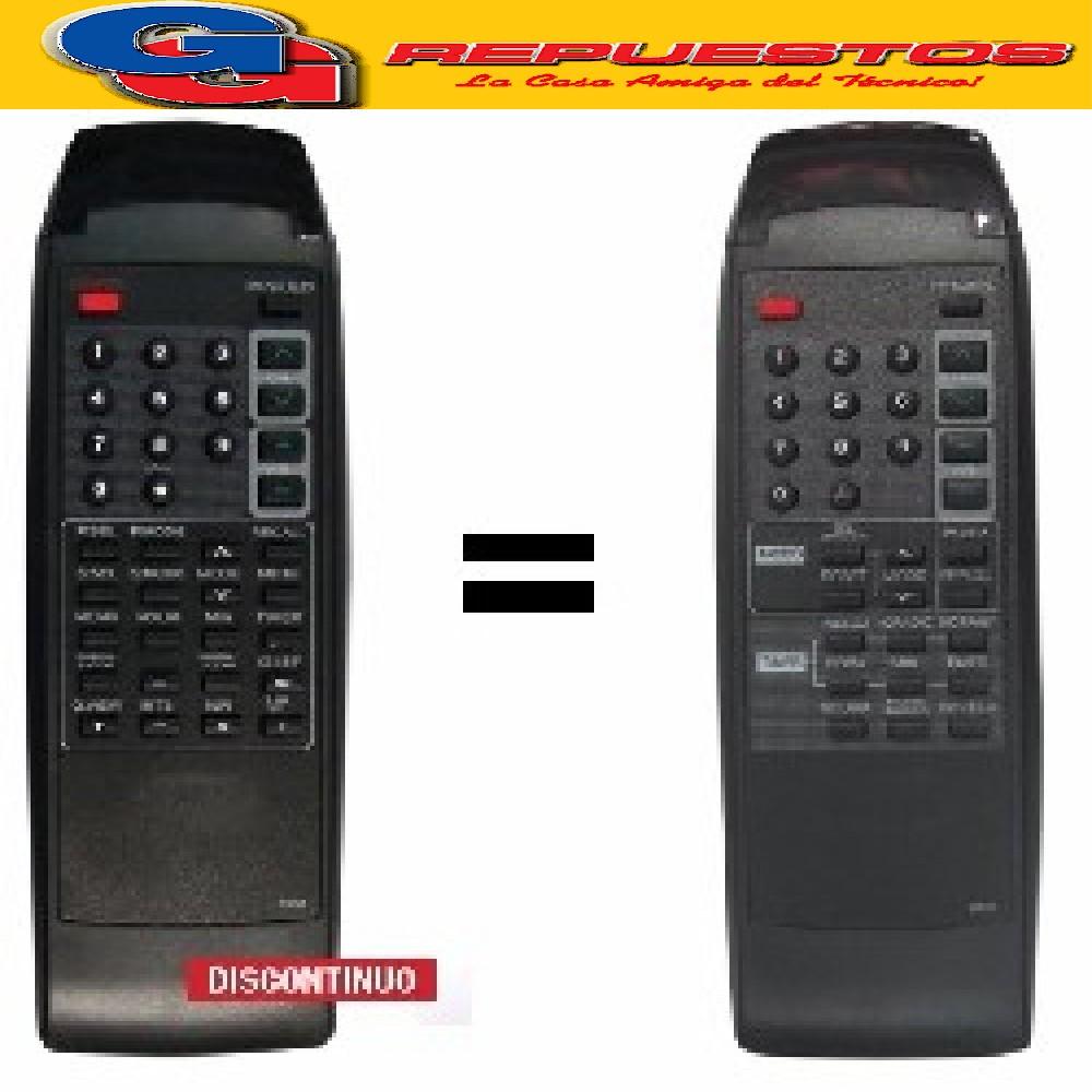 CONTROL REMOTO ITT NOKIA 2839 R4839