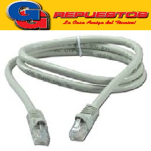 CABLE UTP CATSE 3MTS PATCH