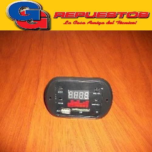 MODULO REPRODUCTOR MP3/USB/RADIO FM CON CONTROL REMOTO. VTF20C LECTOR DE TARJETAS DE MEMORIAS SD