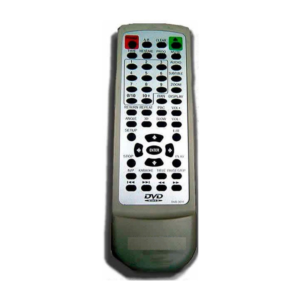 CONTROL REMOTO DVD BLUESKY 2797 MK TECH