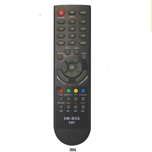 CONTROL REMOTO CONVERSOR SM-BOX AZ AMERICA 3806